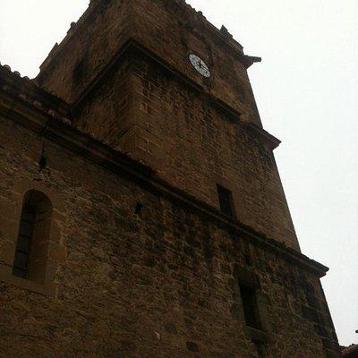 Torre campanario
