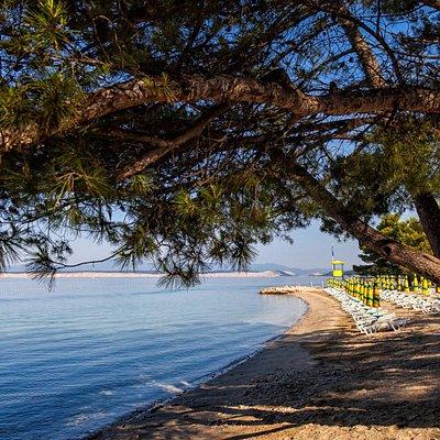 Crikvenica Town Beach