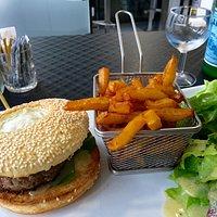 hamburger maison