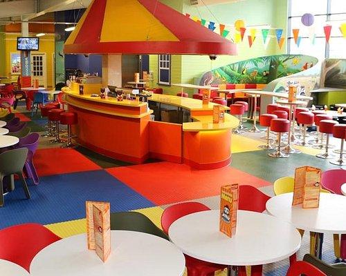 Bubbles fun centre