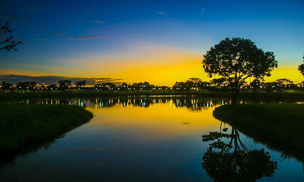 Parque Lagoas do Norte