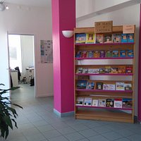 Accueil et Boutique de l'Office de Tourisme