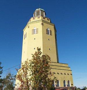 Haukkavuori observation tower