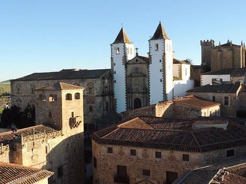 Convento e Iglesia de San Javier