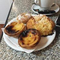 The absolute best custard tarts in Lisbon