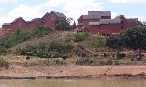 Village close to Mahitsy