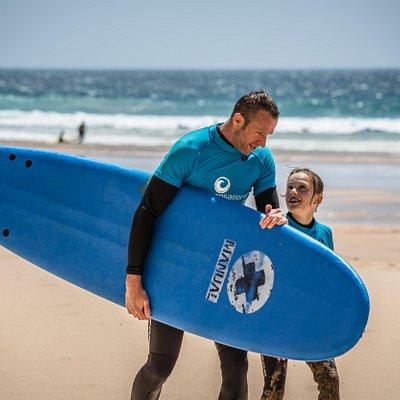 Algarve Surf Lessons