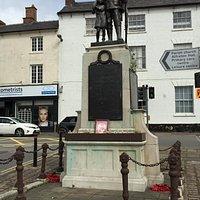Alfreton War Memorial