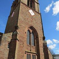 St Martins Church Bell tower