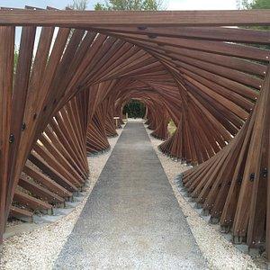 Œuvres caractéristiques du Parc Mallet Stevens