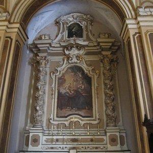 Chiesa della Collegiata -Peinture