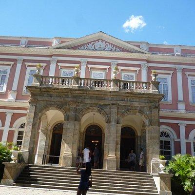 Palacio veraniego del último emperador brasilero Pedro II