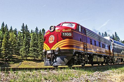 Ride over the Rockies in restored vintage cars