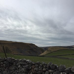 Absolutely beautiful ride in the Yorkshire Dales. Thank you Kilnsey horsies and staff!