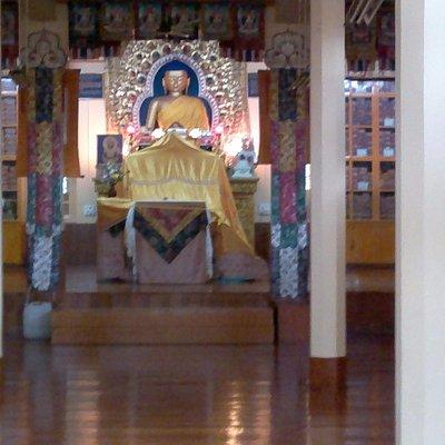 Namgyal Monastery...