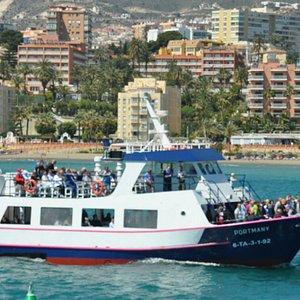 """Nuestro barco """"Portmany"""""""