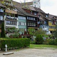 Aarburg, Altstadt
