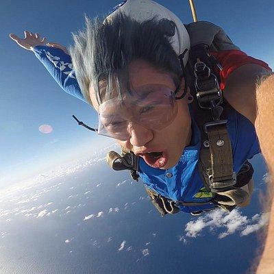 翱翔天際的感覺真的超爽