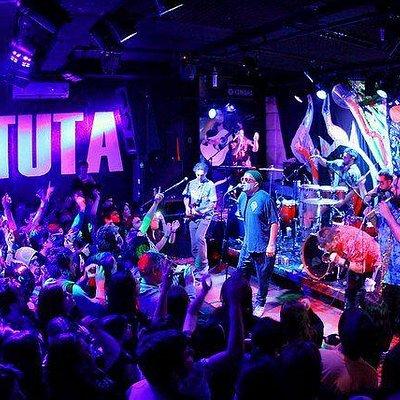 La banda chilena Chico Trujillo, en una de sus presentaciones en Batuta.