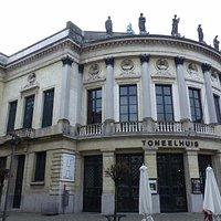 Toneelhuis in Antwerp
