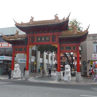 Chinatown thingy.