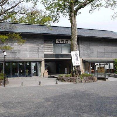三嶋大社 宝物館