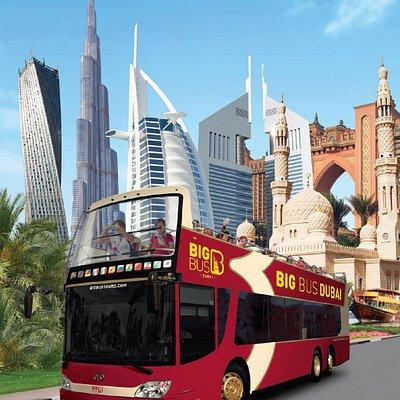 Big Bus Dubai - See all the sights
