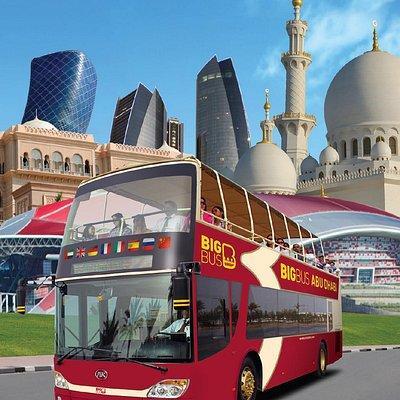 Big Bus Abu Dhabi - See all the sights