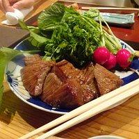 五條市の牛肉