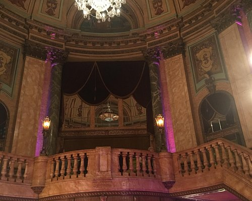 Beautiful interior of State Theatre Sydney