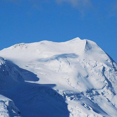 De Castor gezien van de Zwitserse kant