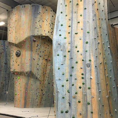 So much to climb!