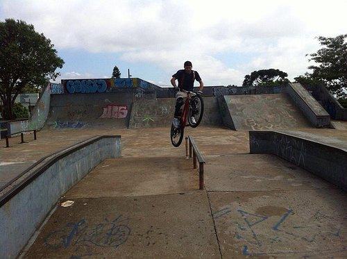 pista de ciclismo