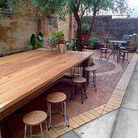 The Secret Courtyard @ Eldorado Road