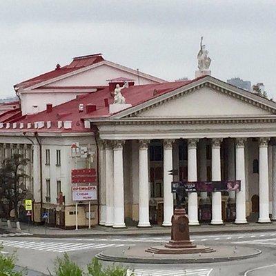 Театр в Волгограде