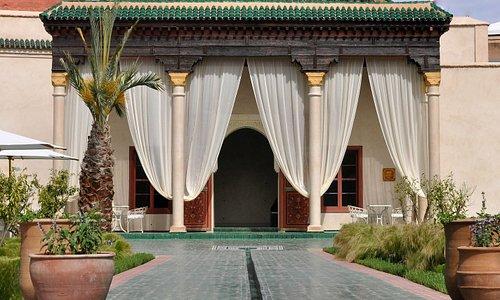 Hbiqa pavilion