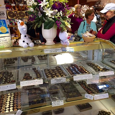 Fabulous and Delicious Chocolates!