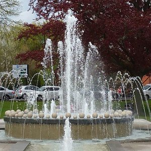 Diamond Jubilee Fountain