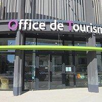 L'Office de Tourisme de Chaumont