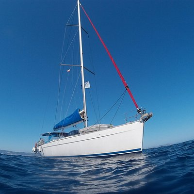 Diving boat charter