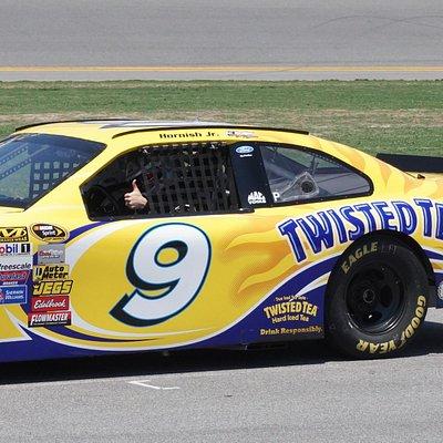 Ready to roll at Daytona!