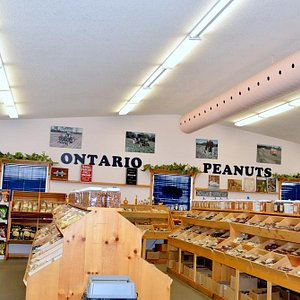 Inside Picards Peanuts