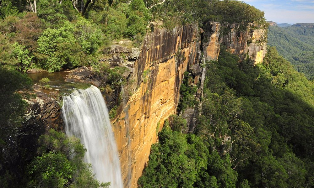 Fitzroy Falls, close to Bowral in the beautiful Southern Highlands, NSW.
