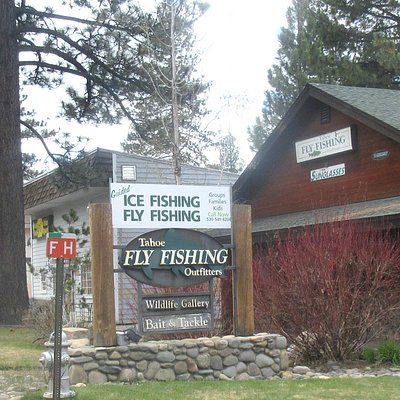 Tahoe Fly Fishing Outfitters, South Lake Tahoe, CA