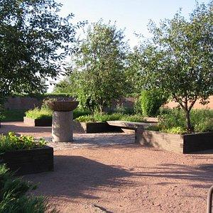 Herb Garden Redoubt in Kotka, Finland