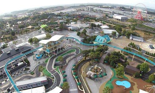 """SUZUKACIRCUIT Amusement Park """"Motopia"""""""