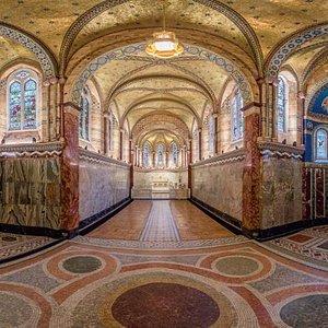 Fitzrovia Chapel interior