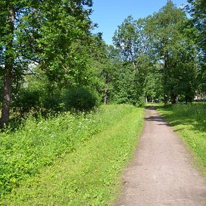 Баболовский парк, г. Пушкин