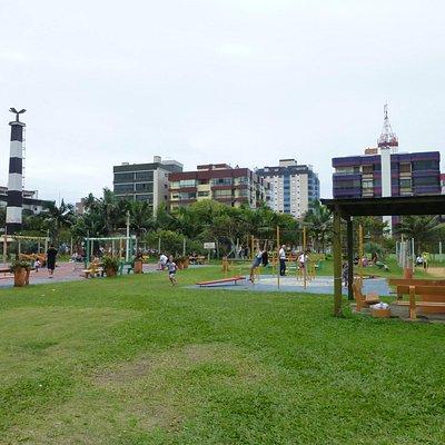 Praça do Farol - Capão da Canoa, Rio Grande do Sul