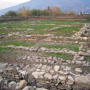 Sito archeologico citta' Etrusca di Gonfienti